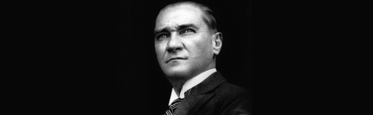 WITH PROFOUND RESPECT AND GRATITUDE, METU NCC REMEMBERS THE GREAT LEADER ATATÜRK