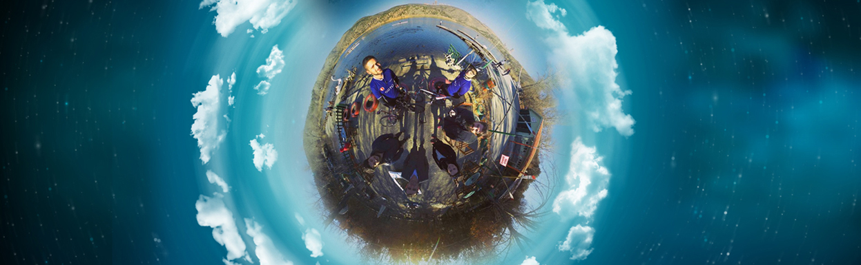 360° METU - WE COULD NOT FIT INTO THE FRAME