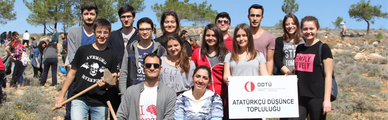 "CLUBS & SOCIETIES ""Atatürk's Thought Club"""