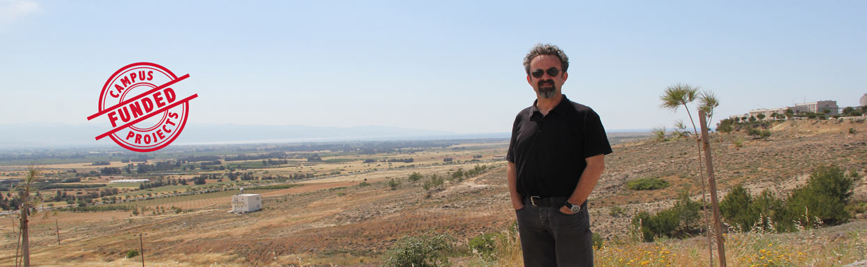 THERE IS AN INCREASING TREND IN DROUGHT SEVERITY IN NORTH CYPRUS