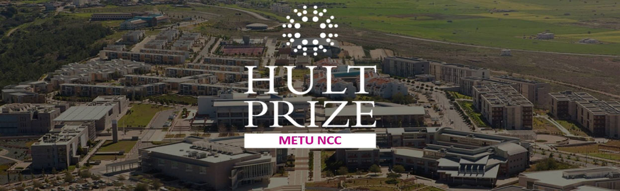 OUR CAMPUS HAS BEEN SELECTED TO HOST A LOCAL EDITION OF HULT PRIZE COMPETITION