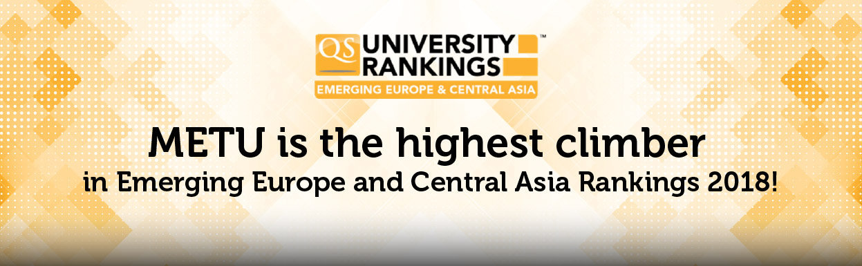 METU RANKS 9th